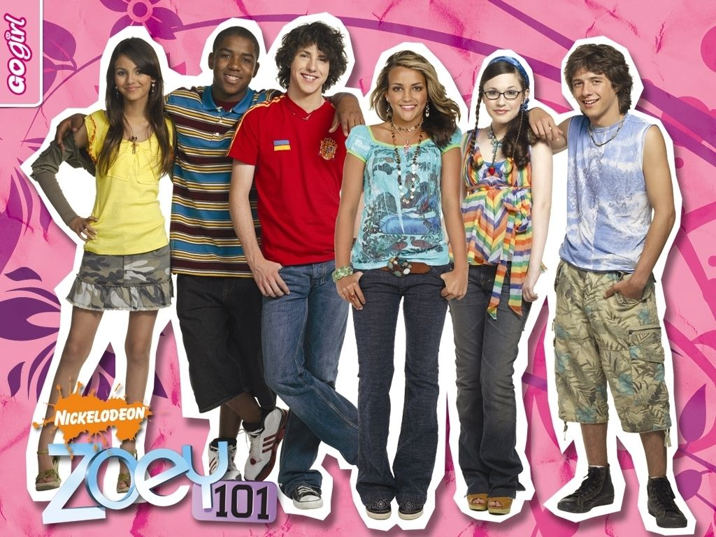 Zoey 101 Com Imagens Shows Looks Cool Animacao