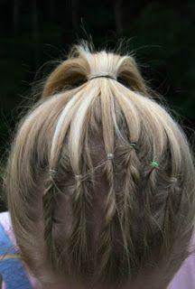 7 Quick Tennis Hairstyle Ideas Trendy Tennis Tennis Fashion Blog Tennis Hairstyles Athletic Hairstyles Tennis Hair