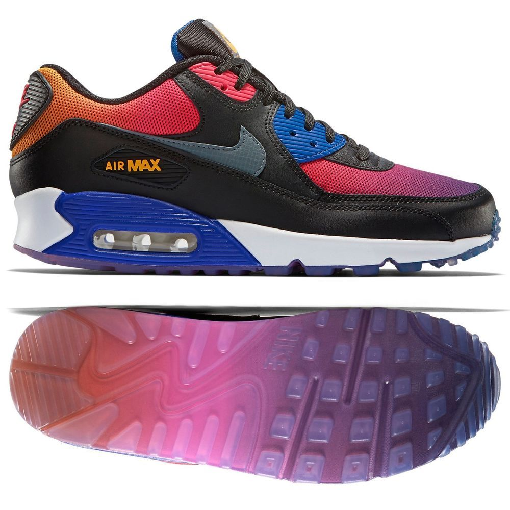sports shoes 442cb 992f4 ... discount code for details about nike air max 90 sd 724763 005 black  persian violet pink