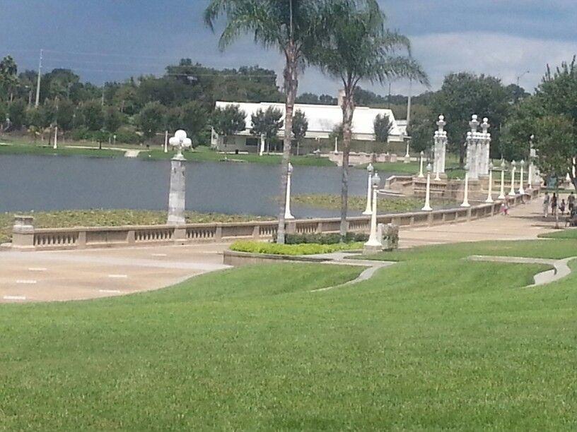 Lake Mirror Promenade Lakeland Florida Lakeland Florida Lakeland Florida