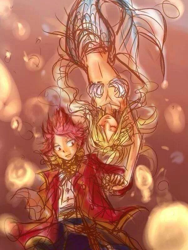 Nalu pirate & mermaid au | ♡LUCY & NATSU♡ | Pinterest ...