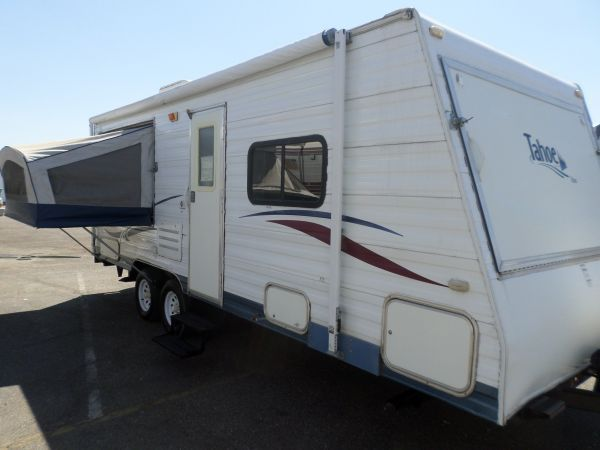2003 Tahoe Lite Hybrid 18dt Rv For Sale Used Rv For Sale