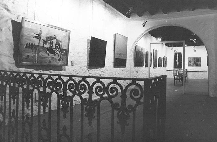 GALERIA DE ARTE Reciclaje Casa de 1851  Arquitecto Samuel Flores Flores | URBANIZACIONES Y OTROS