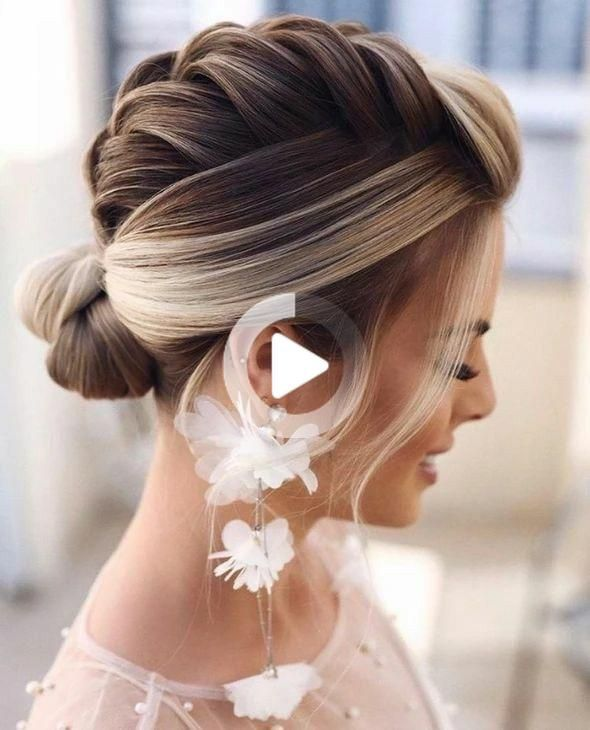 Pin on Wedding Hairstyles in 2020 | Bride hairstyles, Hair styles, Best wedding hairstyles