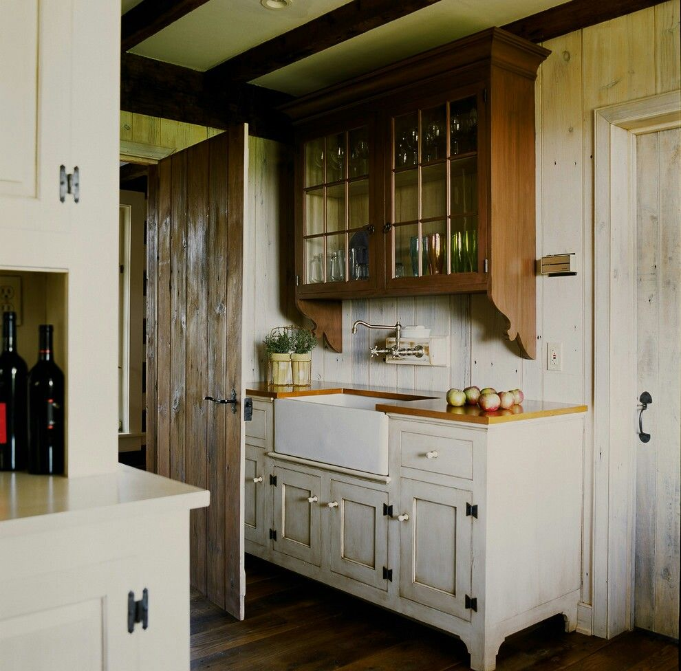 Idea by Wally on Country kitchen farmhouse