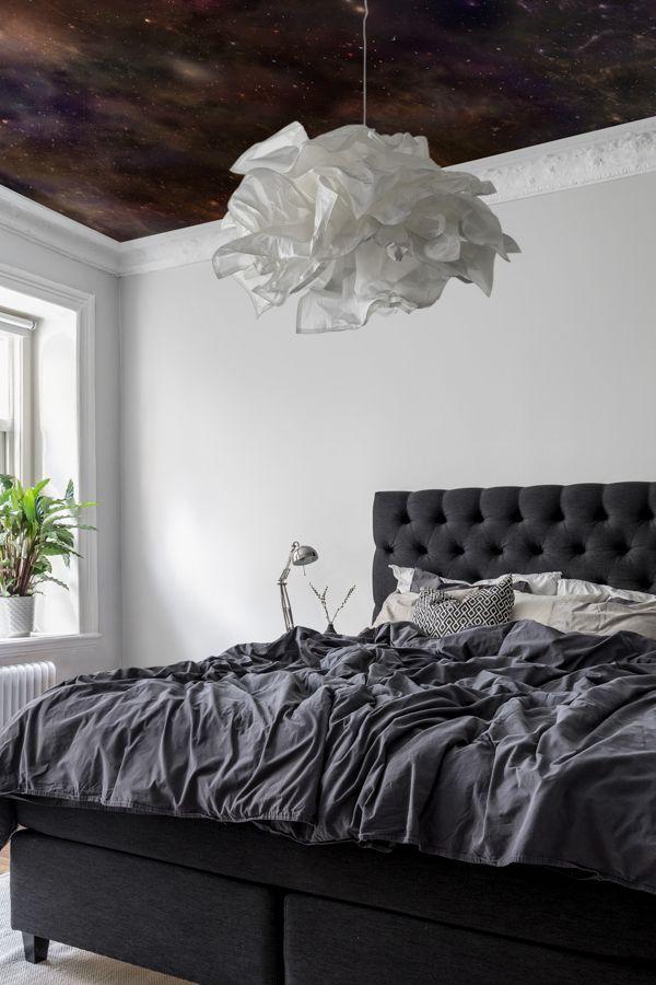 19 Ceiling Wallpaper Mural Ideas In 2021 Ceiling Art Roof Design Interior
