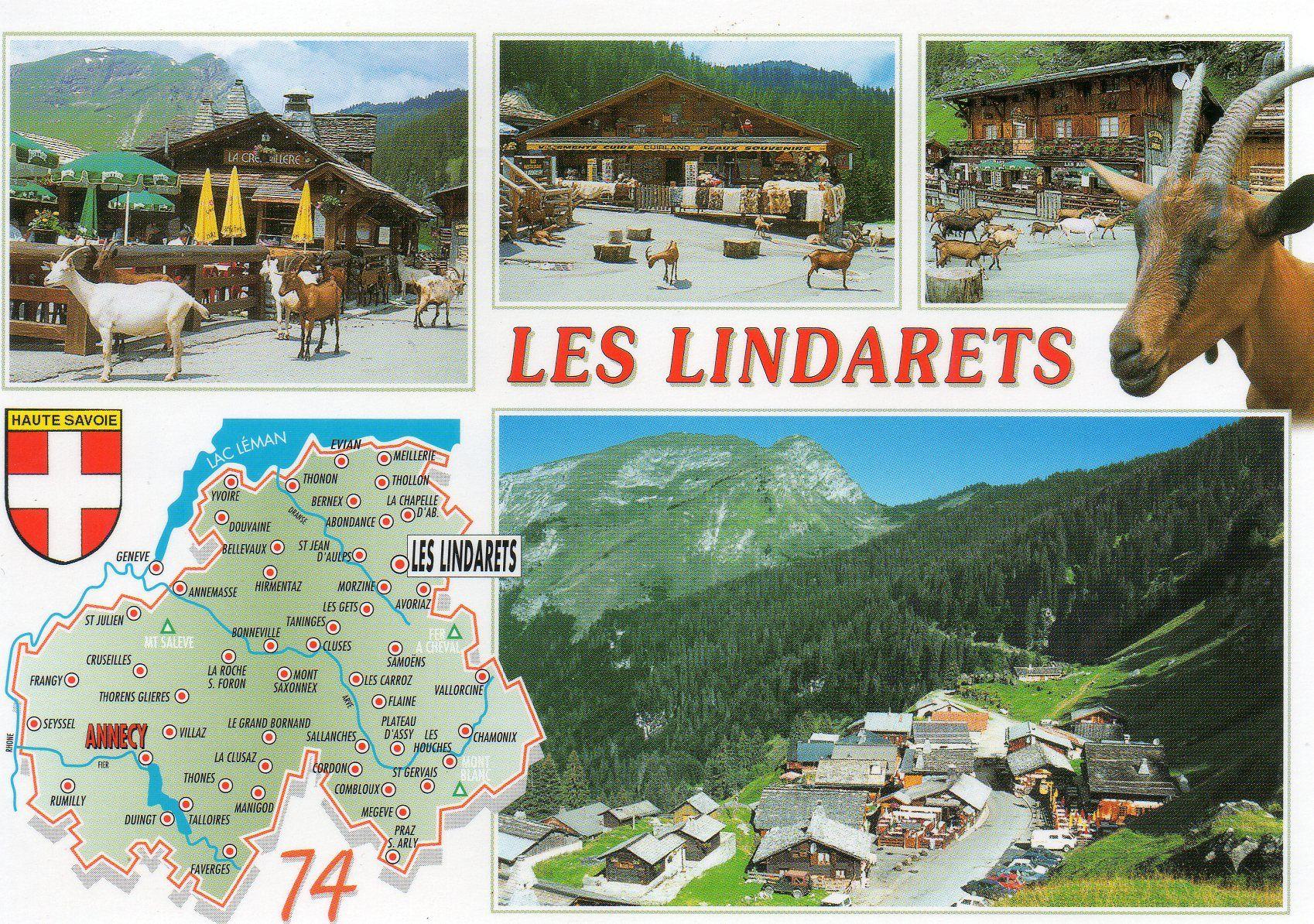 Les Lindarets Haute Savoie 1470 m¨tres