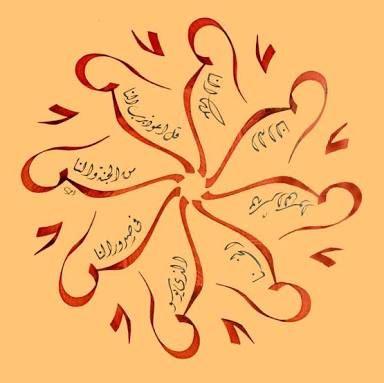 Abdullah Bulum Adli Kullanicinin Calligraphy الخط العربي Hat Panosundaki Pin Sanat Tezhip Hat Sanati