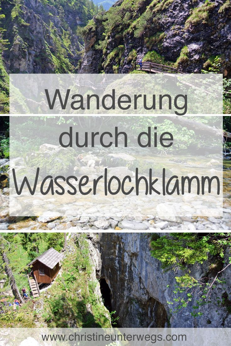 Photo of Hike through the Wasserlochklamm Palfau