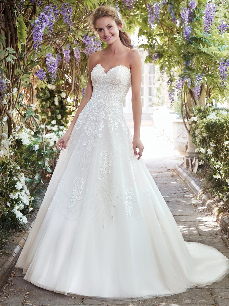Designer lace wedding dresses  Unique beading that you must see  Wedding dress  Pinterest
