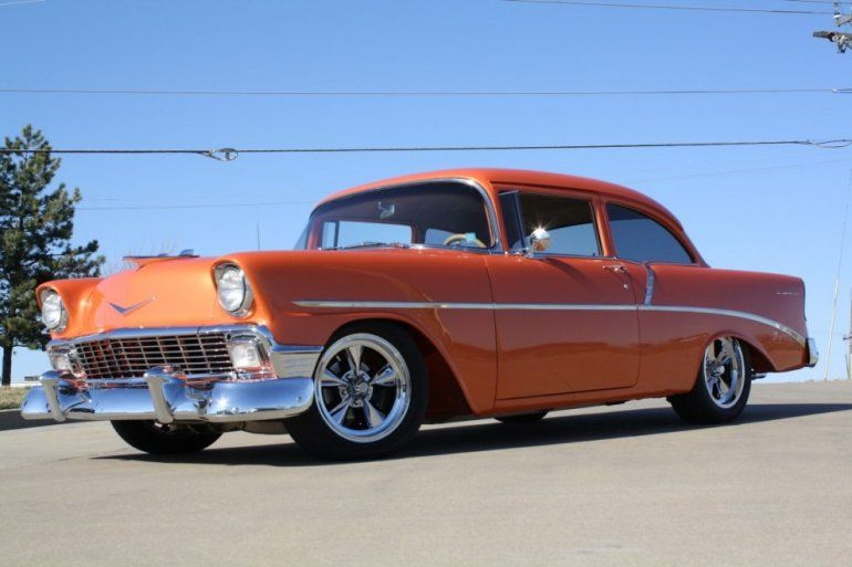1956 Chevrolet 210 2 Door Sedan Maintenance Restoration Of Old Vintage Vehicles The Material For New Cogs Casters Gears Pads Chevrolet Chevy Classic Chevrolet