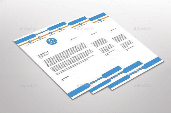 20+ Custom Letterhead Templates \u2013 Free Sample, Example Format - letterhead example