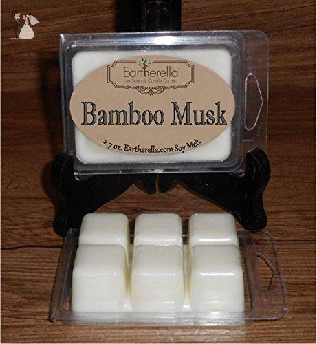 Eartherella CINNAMON Natural Soy Wax break-apart tart melts stocking stuffer 2.7 oz.