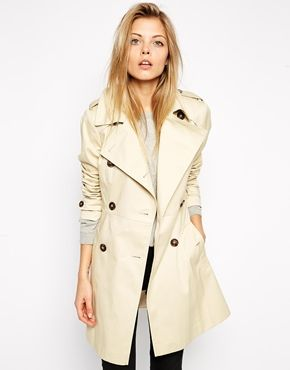 ASOS Classic Mac #trenchcoat | Shopping. Webstores. Items ...
