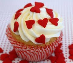 cupcakes de amor aniversario - Buscar con Google