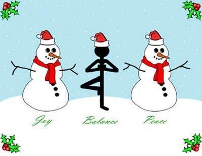 Yogadudes Adorable Yoga Holiday Cards Yoga Holidays Holiday Cards Yoga Christmas