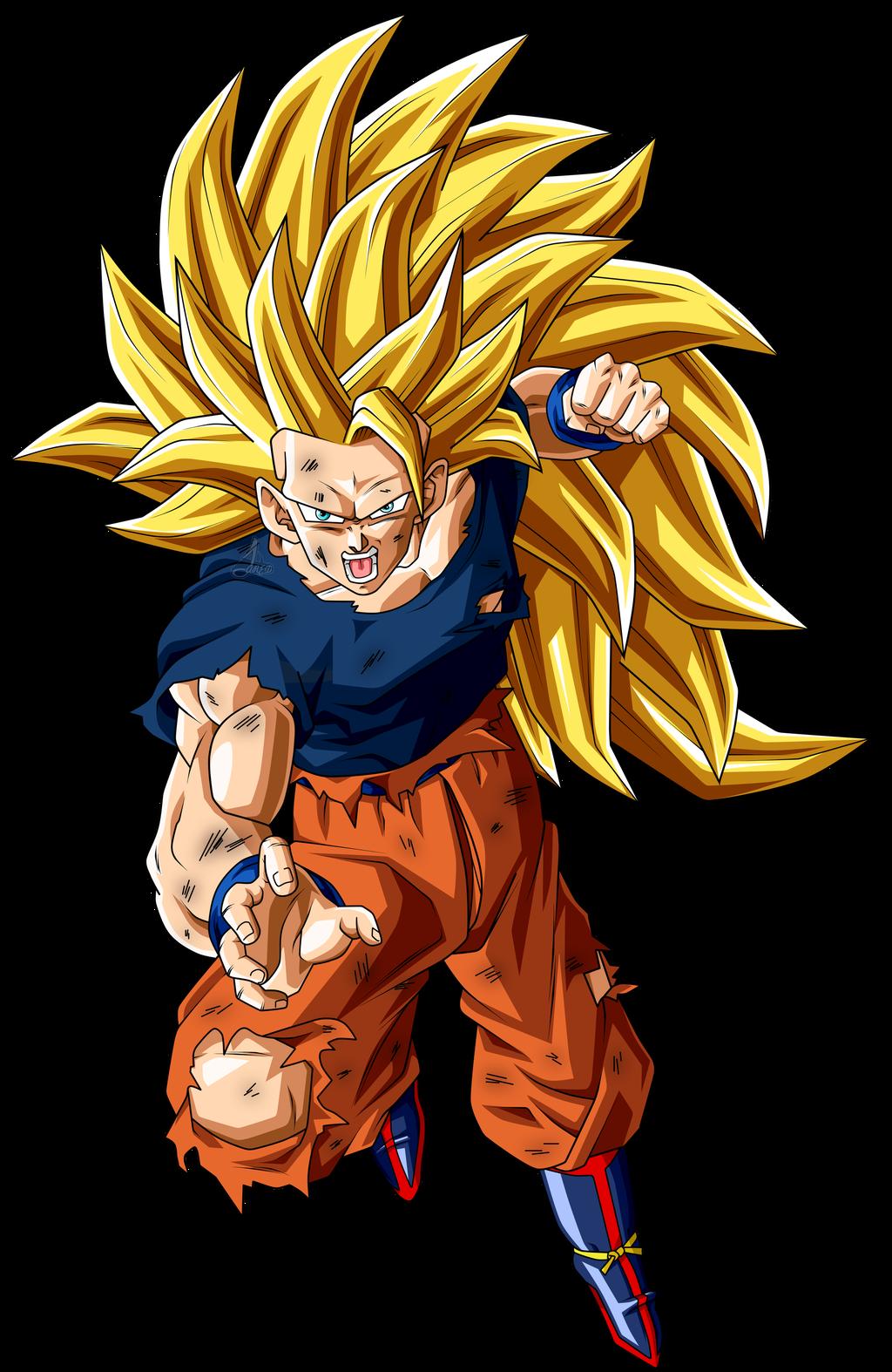 Goku Ssj Fase 3 Herido Dbs By Jaredsongohan Dragon Ball Super Manga Anime Dragon Ball Super Dragon Ball
