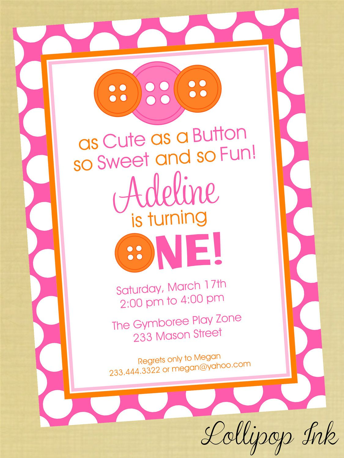 Pin By Anggunstore On Invitations Templates By