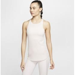 Photo of Nike Yoga Luxe Women's Tank Top – Pink Nike
