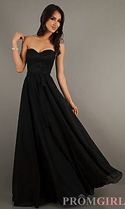 f8072824fc8 There s a sale on lace dresses at Prom Girl