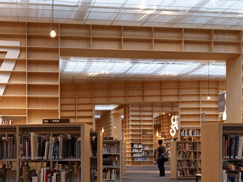 Gallery of Musashino Art University Museum & Library / Sou Fujimoto - 4
