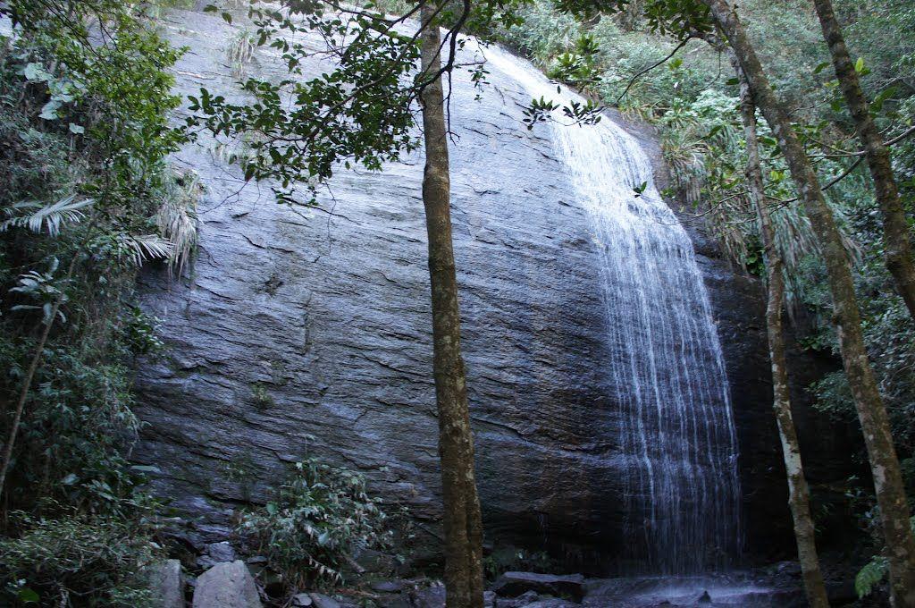 Cachoeira do Bom Jesus - Juréia - Iguape (SP) - Brasil