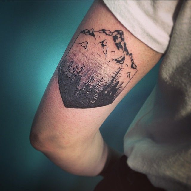 26 Stunning Tattoos For Nature Lovers | Tats | Nature ...