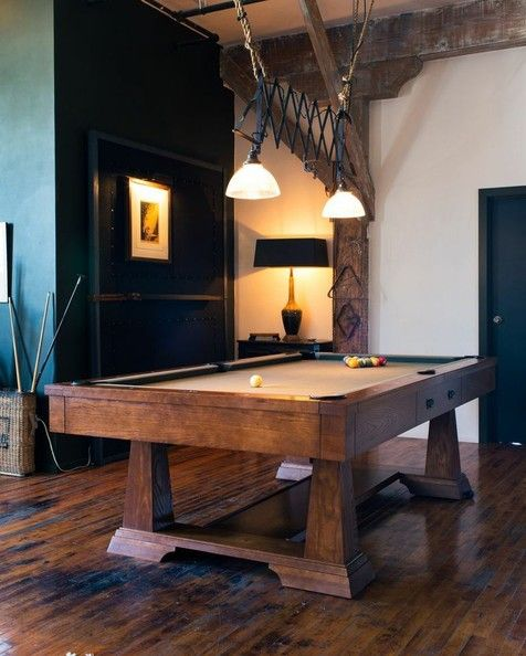 Pool Table Room, Pool