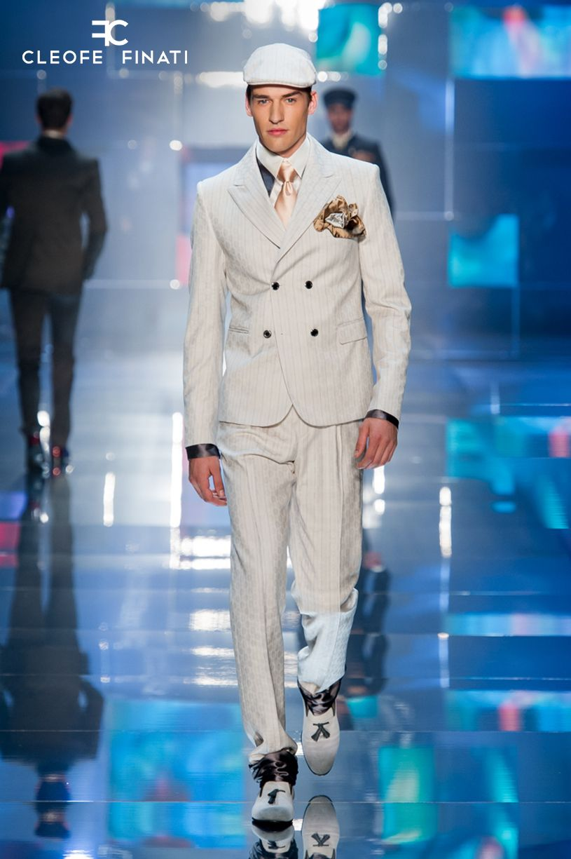 100% Made in Italy Wedding Suits from the collections of Cleofe ...
