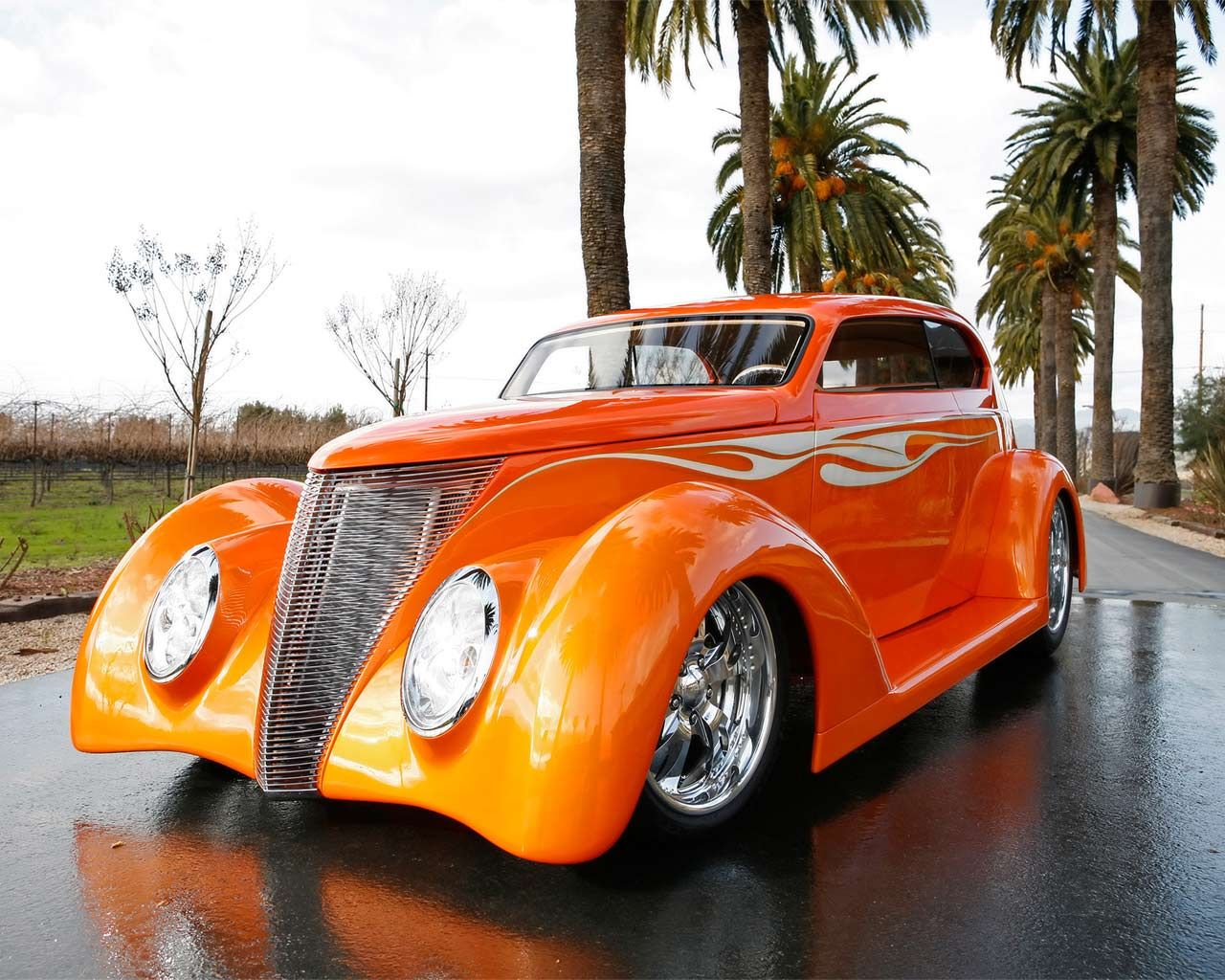 37 Ford Sedan Did You Know That The Right Coverage For Your Classic