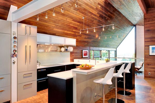 Modern Interiors Always Home Sweet Home Kitchen Ceiling Design