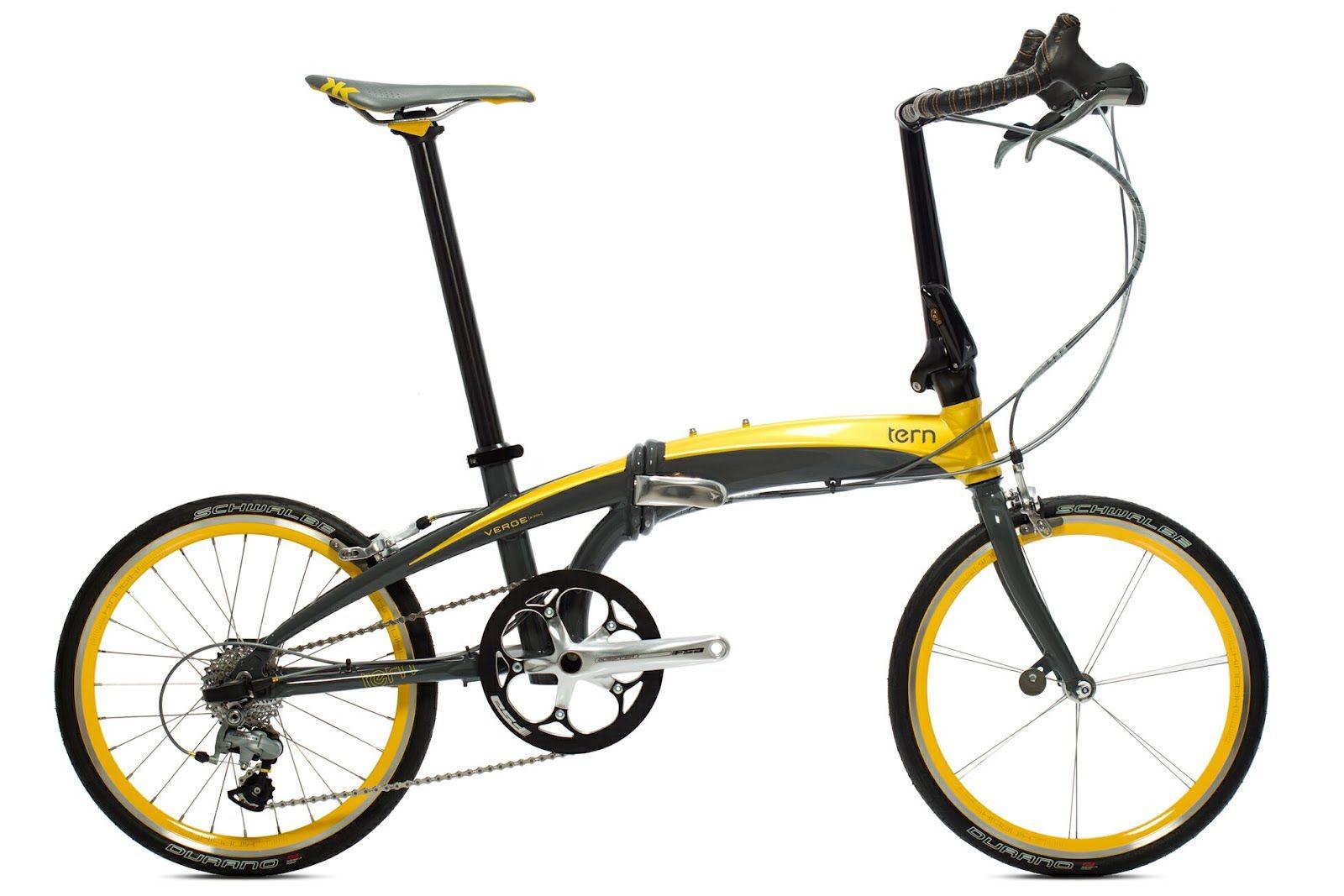 Tern Folding Bike Sepeda Olahraga Tas