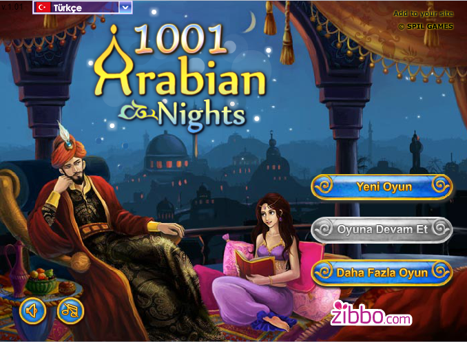 Pin by Games on Unblocked Games Arabian nights game