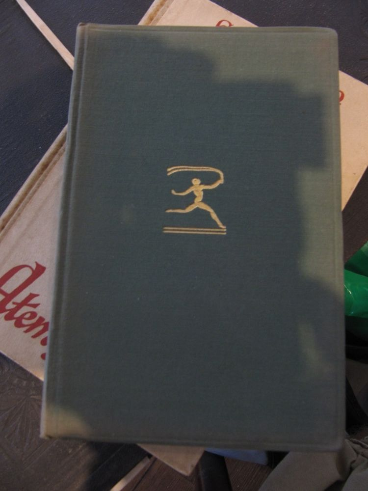 SCARCE WILDERNESS BY ROCKWELL KENT 1930 1ST MODERN LIBRARY EDITION SIGNED KENT!!