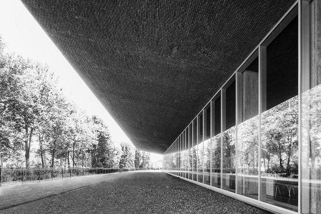 Architects Crepain Binst - Campus Kantienberg Arteveldehogeschool Gent