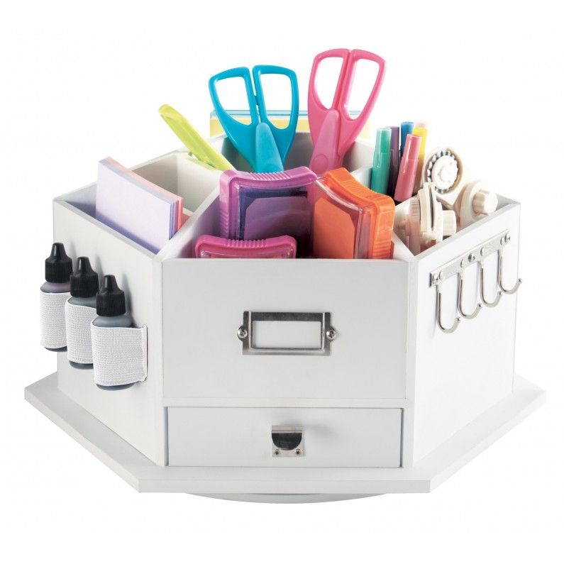 Revolving Organizer For The Home Pinterest Quilting