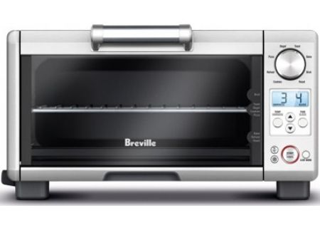 Breville Mini Smart Oven With Element Iq Smart Oven Breville Toaster Oven Countertop Oven