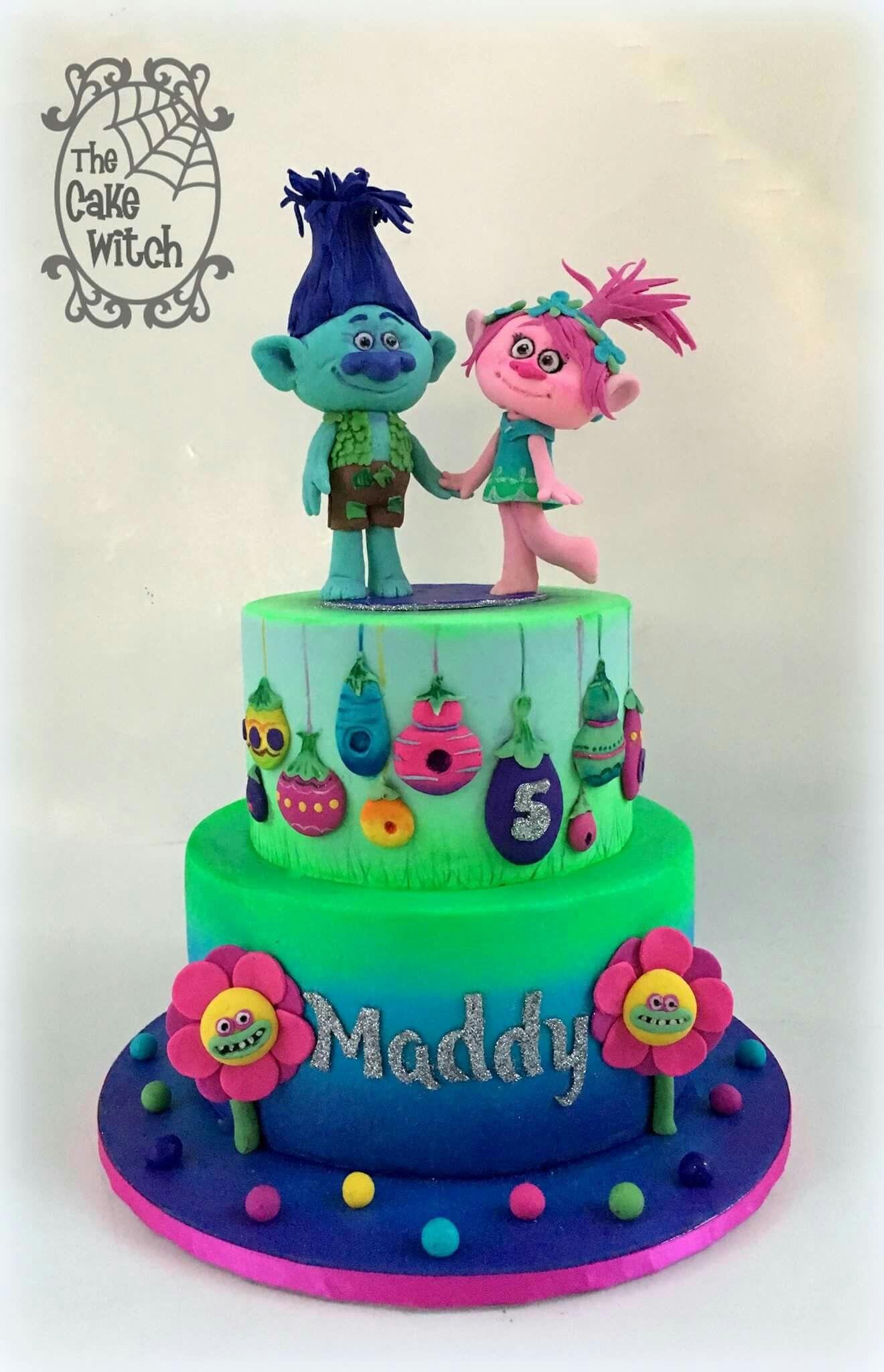 Pin by mallory baird on boys birthday trolls birthday