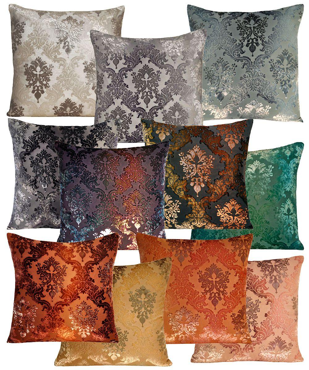 Brocade velvet pillow decorative pillows pillows pillows