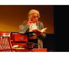 Gold Tickets for Einstein play in Abu Dhabi