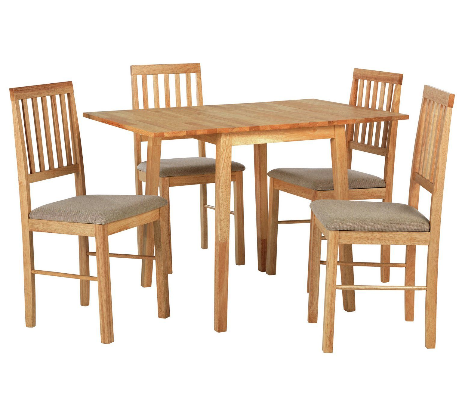Buy HOME Kendall Large Extendable Table & 4 Chairs
