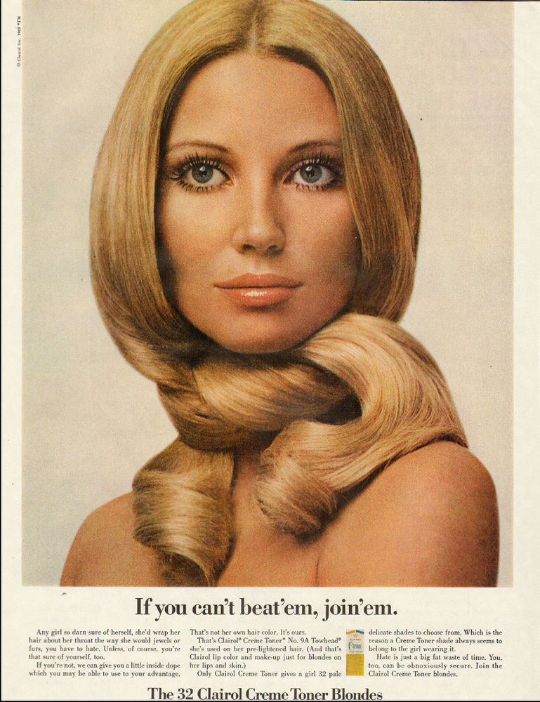 Best Of Vintage Hair Color