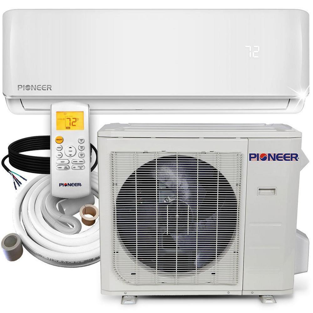 Pioneer 36 000 Btu 3 Ton 16 Seer Ductless Mini Split Air Inverter