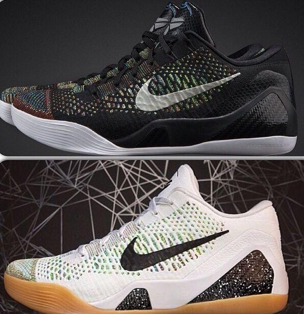 3090430fb8ee Nike Kobe 9 Elite Low HTM