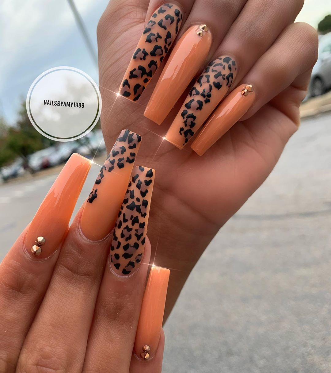 Cheetah Print Nailart Jellynails Nailsofinstagram Nails Nailpro Nailmagazi Women Trends In 2020 Cheetah Print Nails Swag Nails Coffin Nails Designs