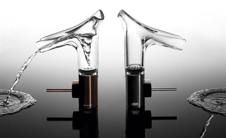 Axor Starck V Tap By Philippe Starck For Hansgrohe Design Awards