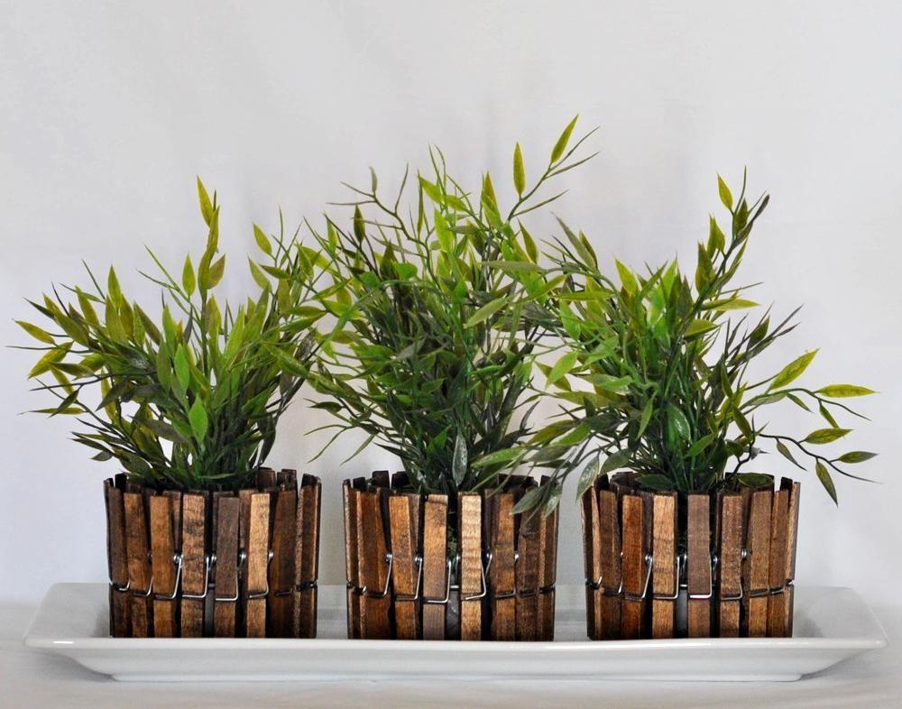 11 ideas de maceteros originales y fáciles de hacer para tus plantas   Decorar tu casa es facilisimo.com