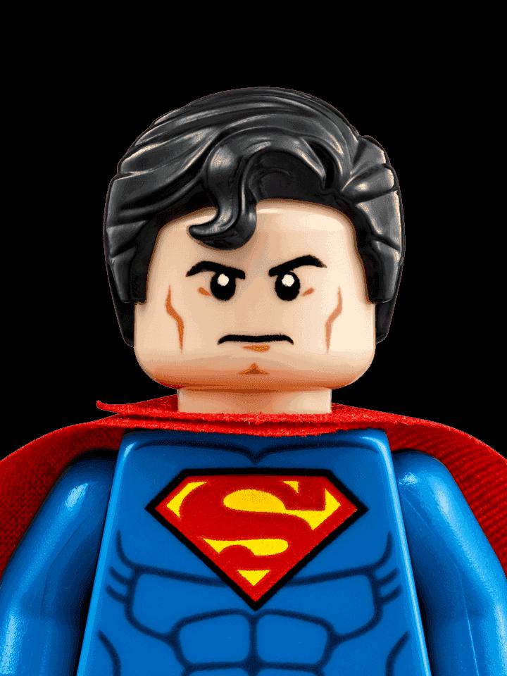 Superman - Personajes - DC Comics Super Heroes LEGO.com | Dibujos ...