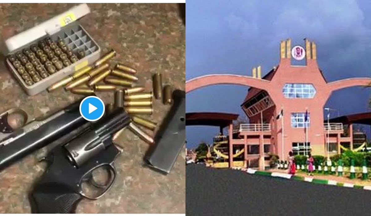 We will kill all aiye guys in Uniben and trend on Instablog – Viral video of cultists planning to raid Uniben