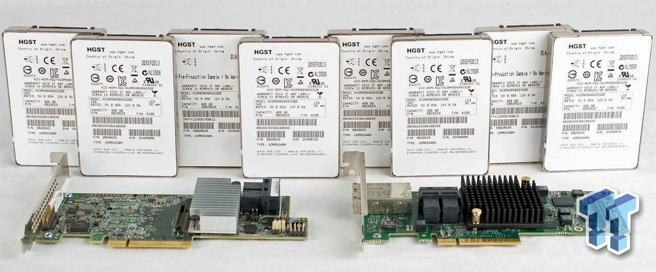 LSI MegaRAID SAS3 9361-8i 12Gb/s RAID Controller Review   My
